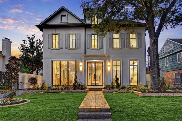 3464 Locke Lane, Houston, TX 77027 (MLS #16938885) :: Giorgi Real Estate Group