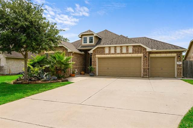 1432 Barras Street, Alvin, TX 77511 (MLS #16949477) :: The Heyl Group at Keller Williams