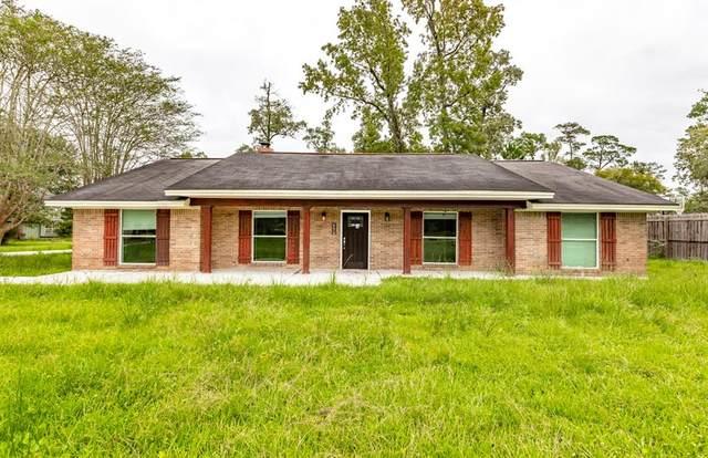 450 Piney Point Drive, Sour Lake, TX 77659 (MLS #16961307) :: Michele Harmon Team