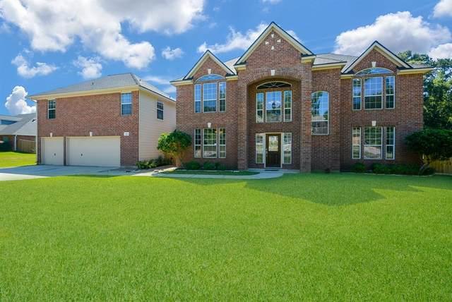 2263 Teas Crossing Drive, Conroe, TX 77304 (MLS #16968453) :: Texas Home Shop Realty