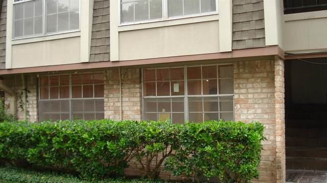 12633 Memorial Drive #65, Houston, TX 77024 (MLS #16969666) :: Texas Home Shop Realty