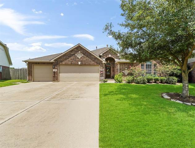 21914 Sunvolt Court, Richmond, TX 77407 (MLS #16970183) :: The SOLD by George Team