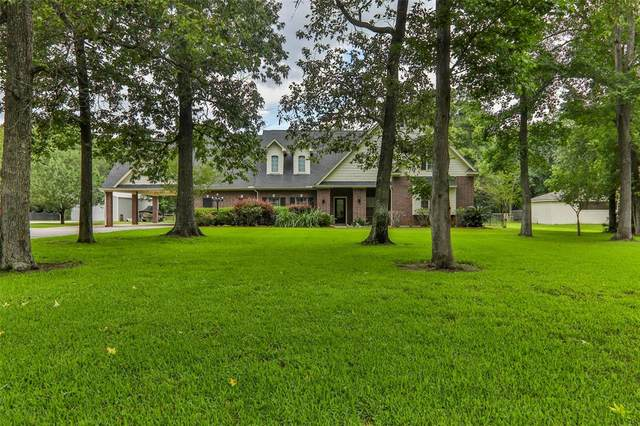 1115 Vista Del Lago Drive, Huffman, TX 77336 (MLS #16982865) :: The SOLD by George Team