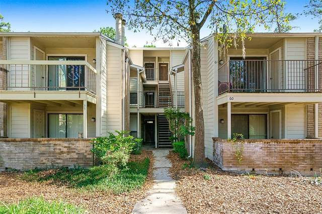 3500 Tangle Brush Drive #63, The Woodlands, TX 77381 (MLS #16983622) :: Christy Buck Team