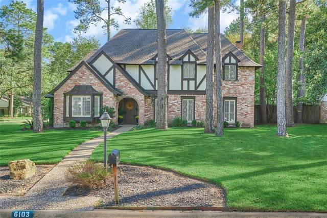 6103 Glenhill Drive, Spring, TX 77389 (MLS #17001128) :: The Queen Team