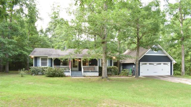 355 Johnson Dr, Livingston, TX 77351 (MLS #17001629) :: The SOLD by George Team