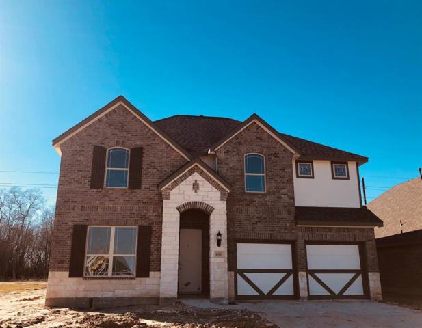 6911 Nortchester Drive, Katy, TX 77493 (MLS #17005939) :: The Sansone Group