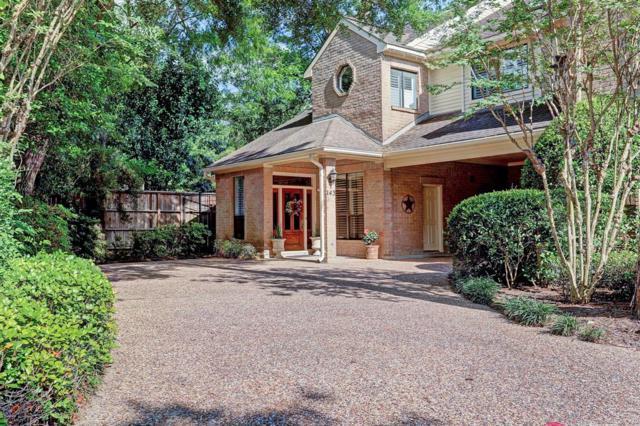 201 Vanderpool Lane #143, Houston, TX 77024 (MLS #17018271) :: Giorgi Real Estate Group