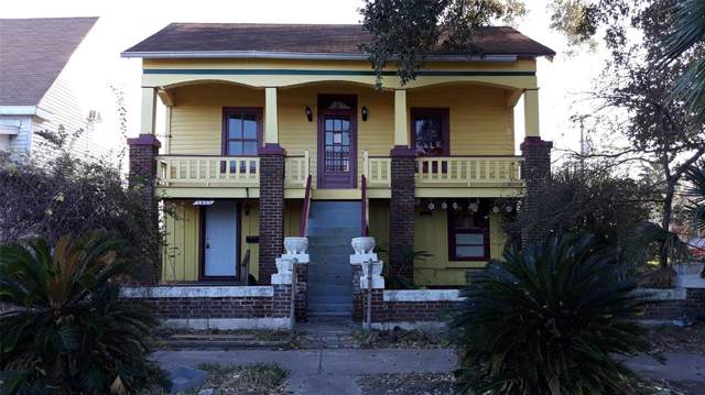 3403 Avenue N, Galveston, TX 77550 (MLS #17022791) :: NewHomePrograms.com LLC