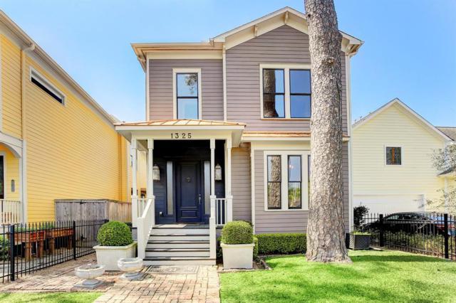 1325 Ashland Street, Houston, TX 77008 (MLS #17029908) :: Green Residential