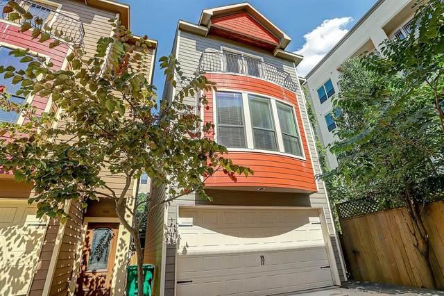 522 Allston Street C, Houston, TX 77007 (MLS #17030256) :: Phyllis Foster Real Estate