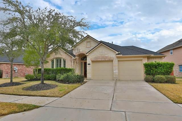 3711 Windmill Creek Drive, Richmond, TX 77407 (MLS #17053015) :: My BCS Home Real Estate Group