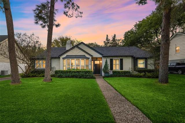 10710 Holly Springs Drive, Houston, TX 77042 (MLS #17063314) :: The Bly Team