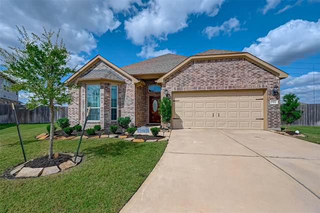 2302 Brett Court, Missouri City, TX 77459 (MLS #17066629) :: Caskey Realty