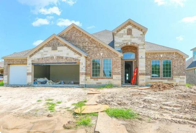 60 Palmero Way, Manvel, TX 77578 (MLS #17070480) :: The Home Branch