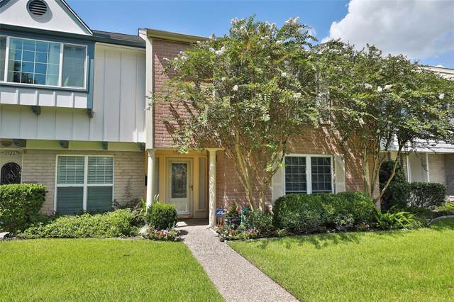 10239 Longmont Drive 34/8, Houston, TX 77042 (MLS #17079500) :: Fine Living Group