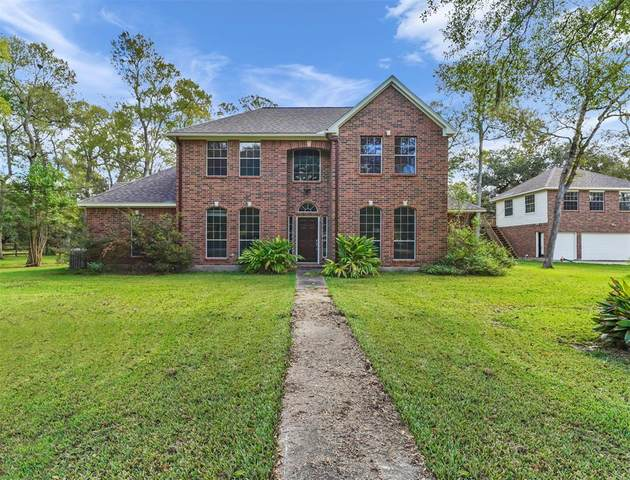 13417 E Brazos Bend Drive, Needville, TX 77461 (MLS #17100301) :: Guevara Backman