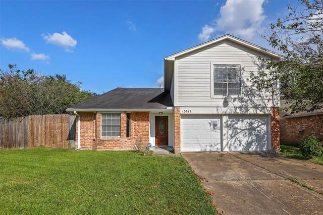 15947 Manfield Drive, Houston, TX 77082 (MLS #17101303) :: Texas Home Shop Realty