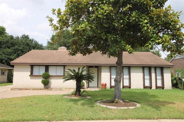 10930 Ensbrook Drive, Houston, TX 77099 (MLS #17121913) :: The Heyl Group at Keller Williams