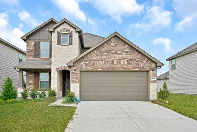 2615 Morning Meadow Drive, Houston, TX 77489 (MLS #17122045) :: Giorgi Real Estate Group