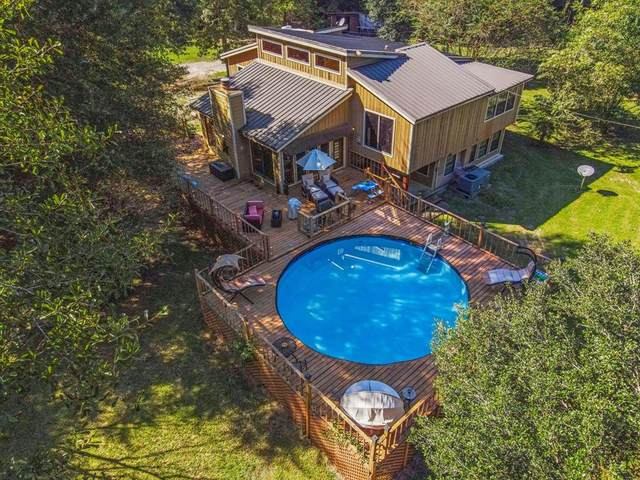 8523 Pine Shadows Road, Cleveland, TX 77328 (MLS #17158860) :: Texas Home Shop Realty