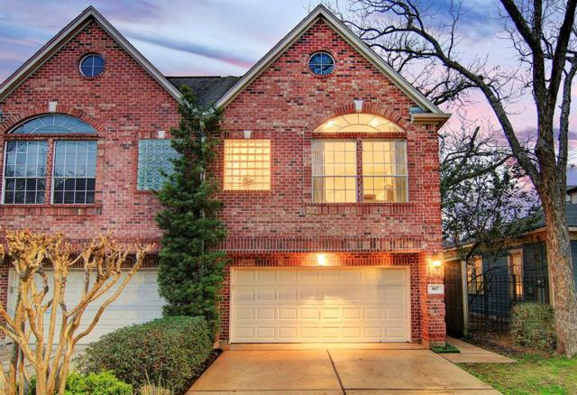 807 Malone Street, Houston, TX 77007 (MLS #17162148) :: Circa Real Estate, LLC