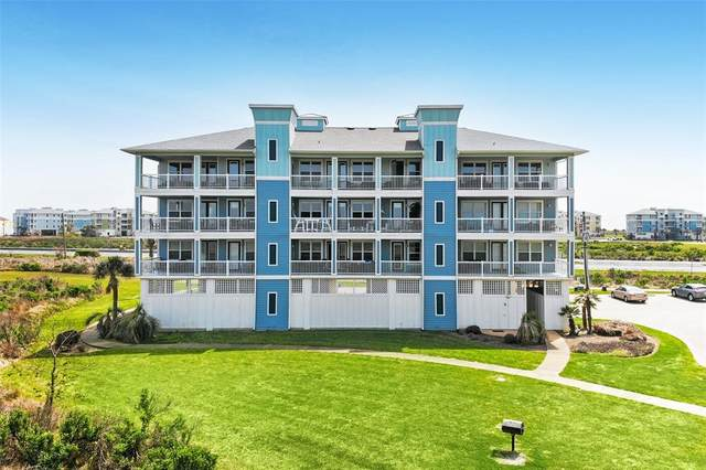 26501 Mangrove Drive #103, Galveston, TX 77554 (MLS #17190133) :: The Parodi Team at Realty Associates