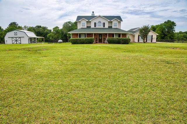 8538 Rolling Oaks Drive, Montgomery, TX 77356 (MLS #17192919) :: Michele Harmon Team
