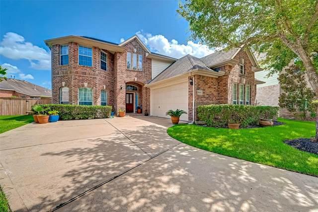 2615 Cobble Springs Lane, Pearland, TX 77584 (MLS #17201629) :: The Wendy Sherman Team