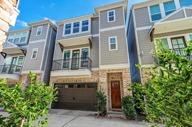 1530 Yale Street B, Houston, TX 77008 (MLS #17204636) :: Green Residential