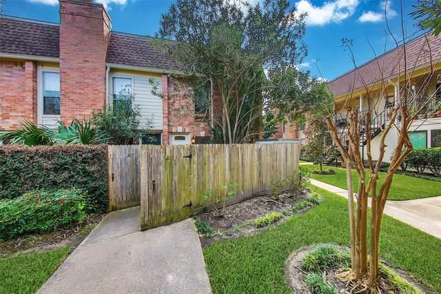 1601 S Shepherd Drive #48, Houston, TX 77019 (MLS #17232334) :: Connect Realty