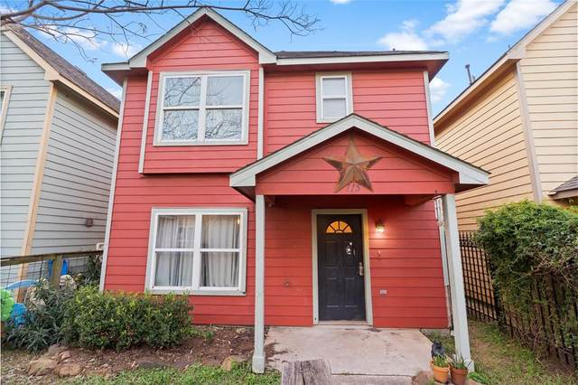 115 Delaney Street, Houston, TX 77009 (MLS #17248485) :: All Cities USA Realty