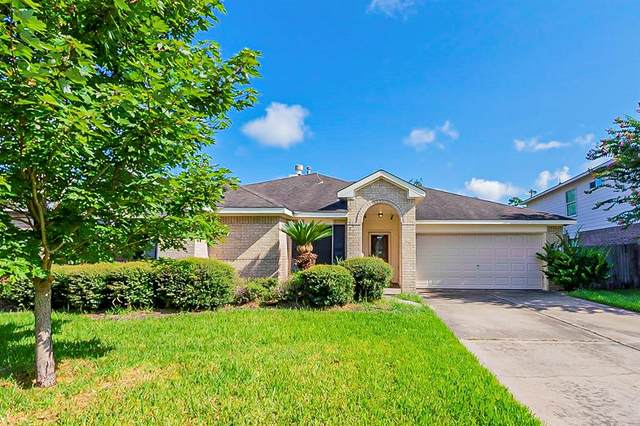3015 Peerless Pass Court, Spring, TX 77373 (MLS #17251877) :: The Bly Team