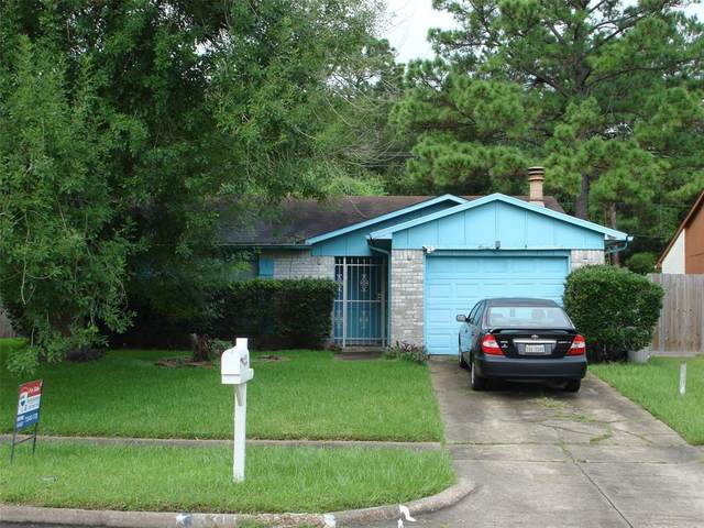 6311 Hollow Pines Drive, Houston, TX 77049 (MLS #17254719) :: The Bly Team