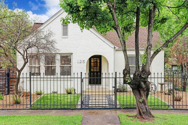 125 North Street, Houston, TX 77009 (MLS #17267784) :: Connect Realty