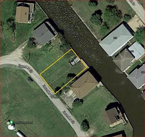 13 Flounder Circle, Freeport, TX 77541 (MLS #17273072) :: Michele Harmon Team