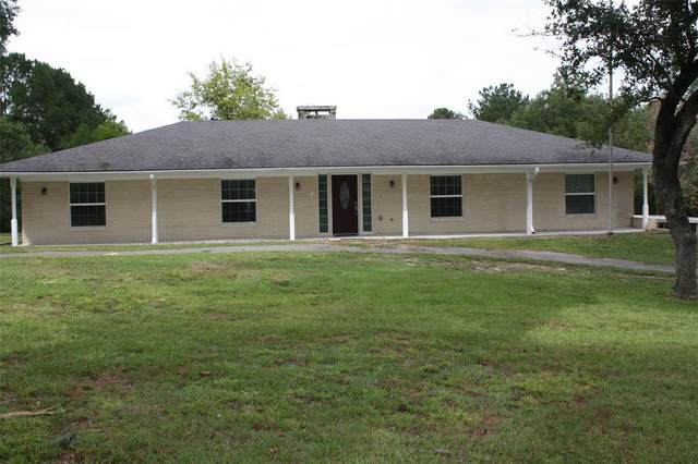 124 Cobb Mill Road, Woodville, TX 75979 (MLS #17274092) :: The Home Branch