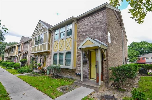 10488 Hammerly Boulevard #81, Houston, TX 77043 (MLS #17277894) :: Green Residential
