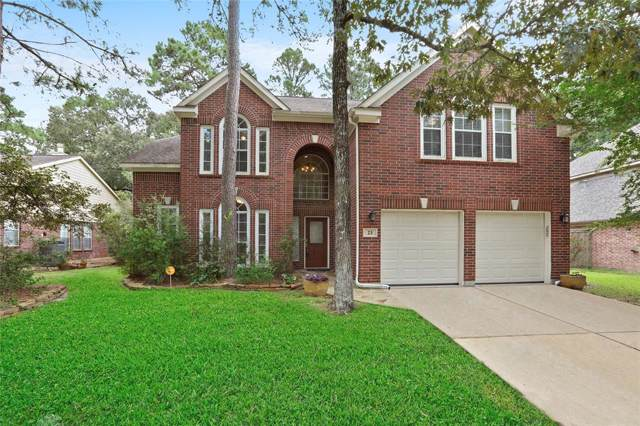 23 Willow Run Place, The Woodlands, TX 77382 (MLS #17283607) :: Giorgi Real Estate Group