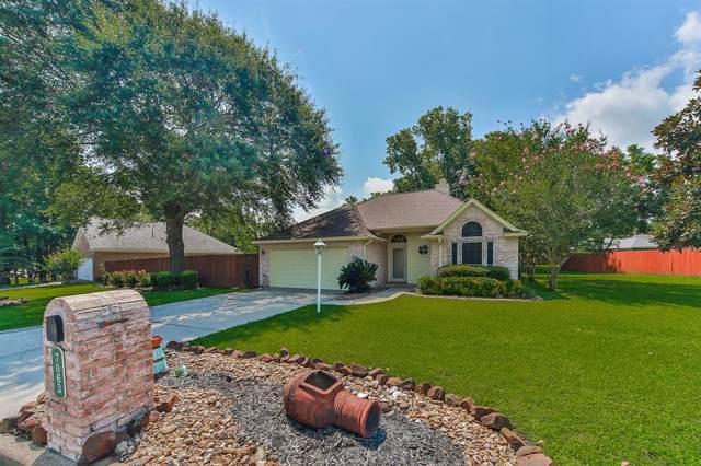 7063 Pleasure Lake Drive, Willis, TX 77318 (MLS #17308103) :: The Home Branch