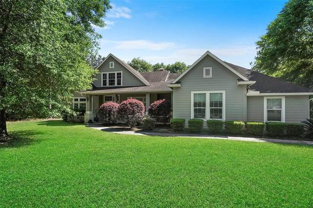 17808 Saddle Horn Drive, Waller, TX 77484 (MLS #17310946) :: The SOLD by George Team