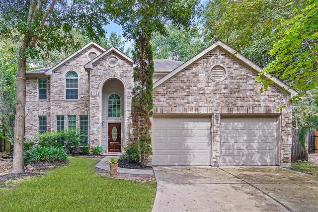 74 N Misty Canyon Place, Conroe, TX 77385 (MLS #17328620) :: The SOLD by George Team