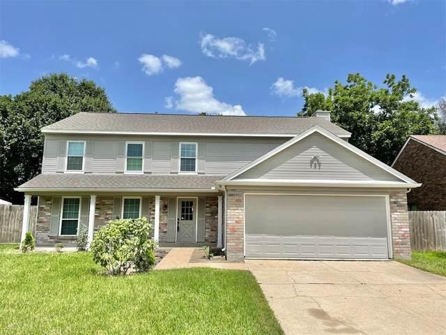 10126 Wayward Wind Lane, Houston, TX 77064 (MLS #17336909) :: The Home Branch