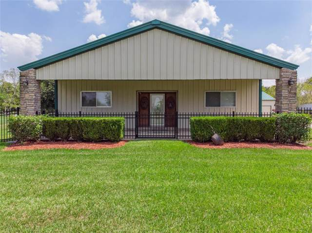 2402 Clifford Street, Alvin, TX 77511 (MLS #17339165) :: The Home Branch