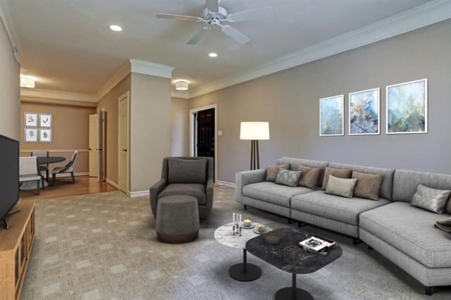 2700 Revere Street #156, Houston, TX 77098 (MLS #17354122) :: The Kevin Allen Jones Home Team