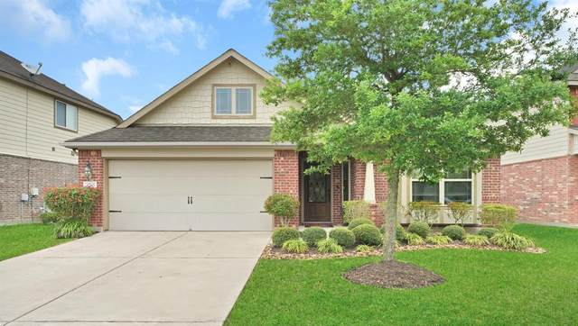 6743 Strawberry Brook Lane, League City, TX 77539 (MLS #17358066) :: Phyllis Foster Real Estate
