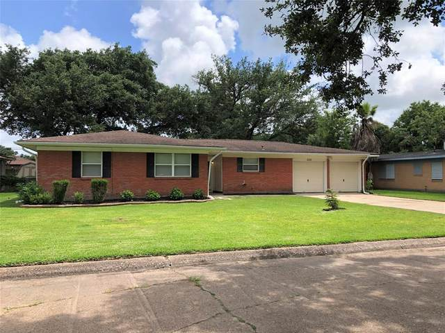 3129 Steveroy Street, La Marque, TX 77568 (MLS #17378504) :: Rose Above Realty