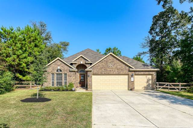9186 Silver Back Trail, Conroe, TX 77303 (MLS #17380058) :: The SOLD by George Team