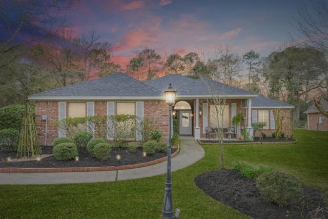 307 Garrett Drive, Magnolia, TX 77354 (MLS #17383306) :: Fairwater Westmont Real Estate
