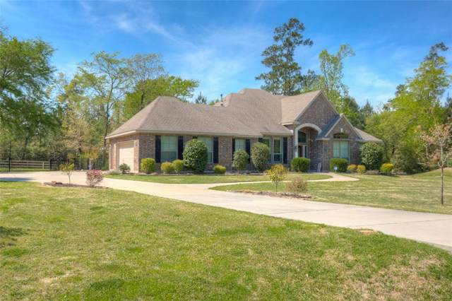 26211 Misty Manor Lane, Montgomery, TX 77316 (MLS #17423618) :: The Home Branch